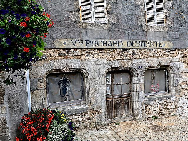 Old Pub - Veuve Pochard Débitante