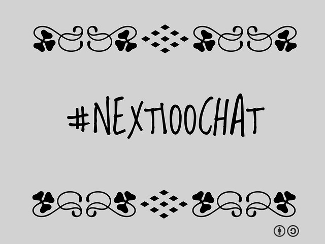 #next100chat