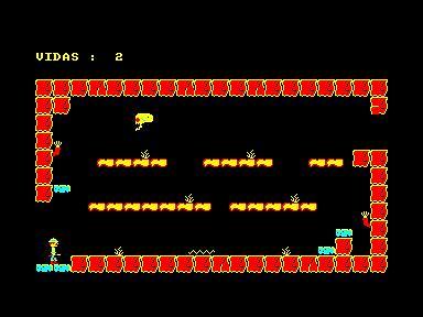 El Foso (Amstrad CPC) | by Deep Fried Brains