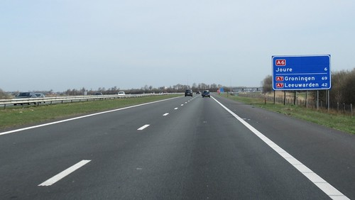NBA A6 Sint Nicolaasga | by European Roads