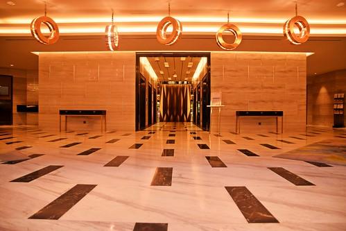 Bai Hotel Cebu - Lobby - Elevator | by thetreasuretracker