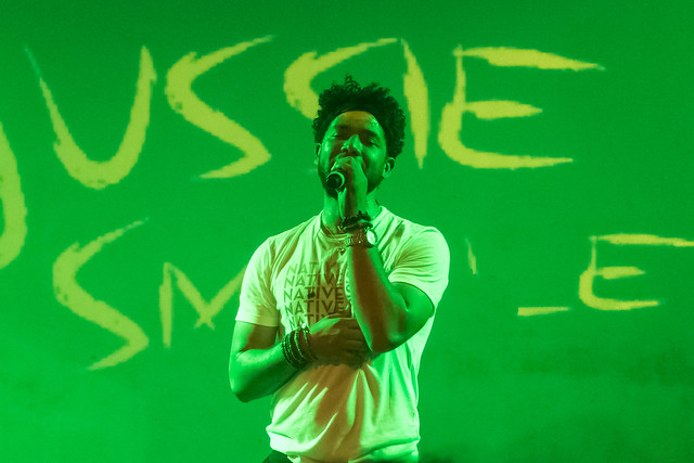 Jussie Smollett : Sum of My Music Tour - SOB's, New York (2018)