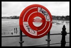 Torquay Seafront - Promenade Graffiti (47)