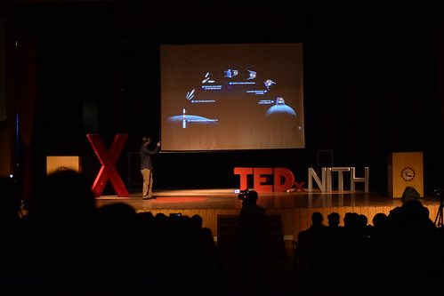 tedx tedxnith teamwork tedtalks stage nithamirpur inspiration groupshot goodtalks classroom
