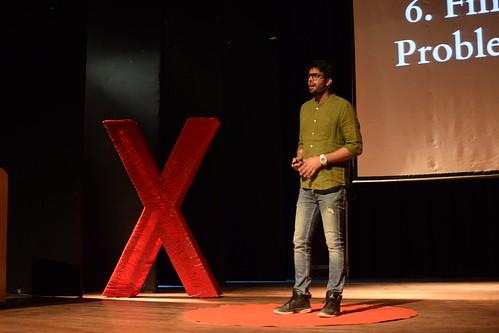 tedx tedxnith teamwork nithamirpur groupshot stage tedtalks inspiration explore