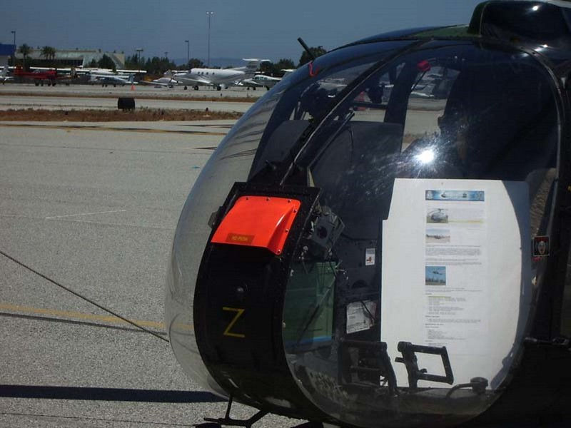 Aerospatiale Gazelle HT.3 2