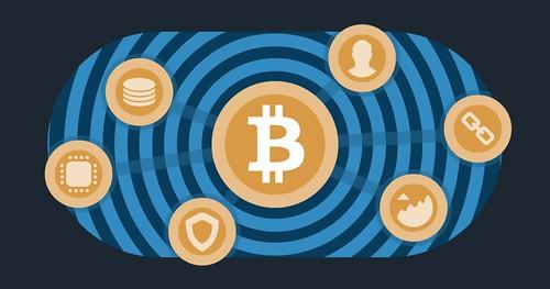 Bitcoin Blockchain Cryptocurrency | by FlyerDiaries
