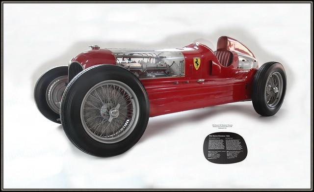 Alfa Romeo 16C Bimotore Museum Modena Enzo Ferrari 2014 S 2338 Modena2_012