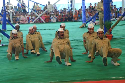 A game by Sewa Dal Volunteers