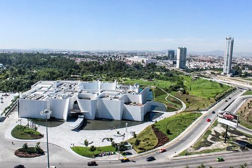 Museo del Barroco y Parque Metropolitano, Puebla