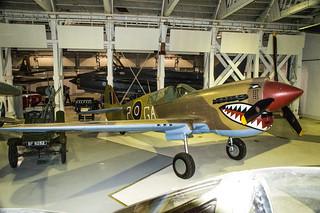 Curtiss Kittyhawk