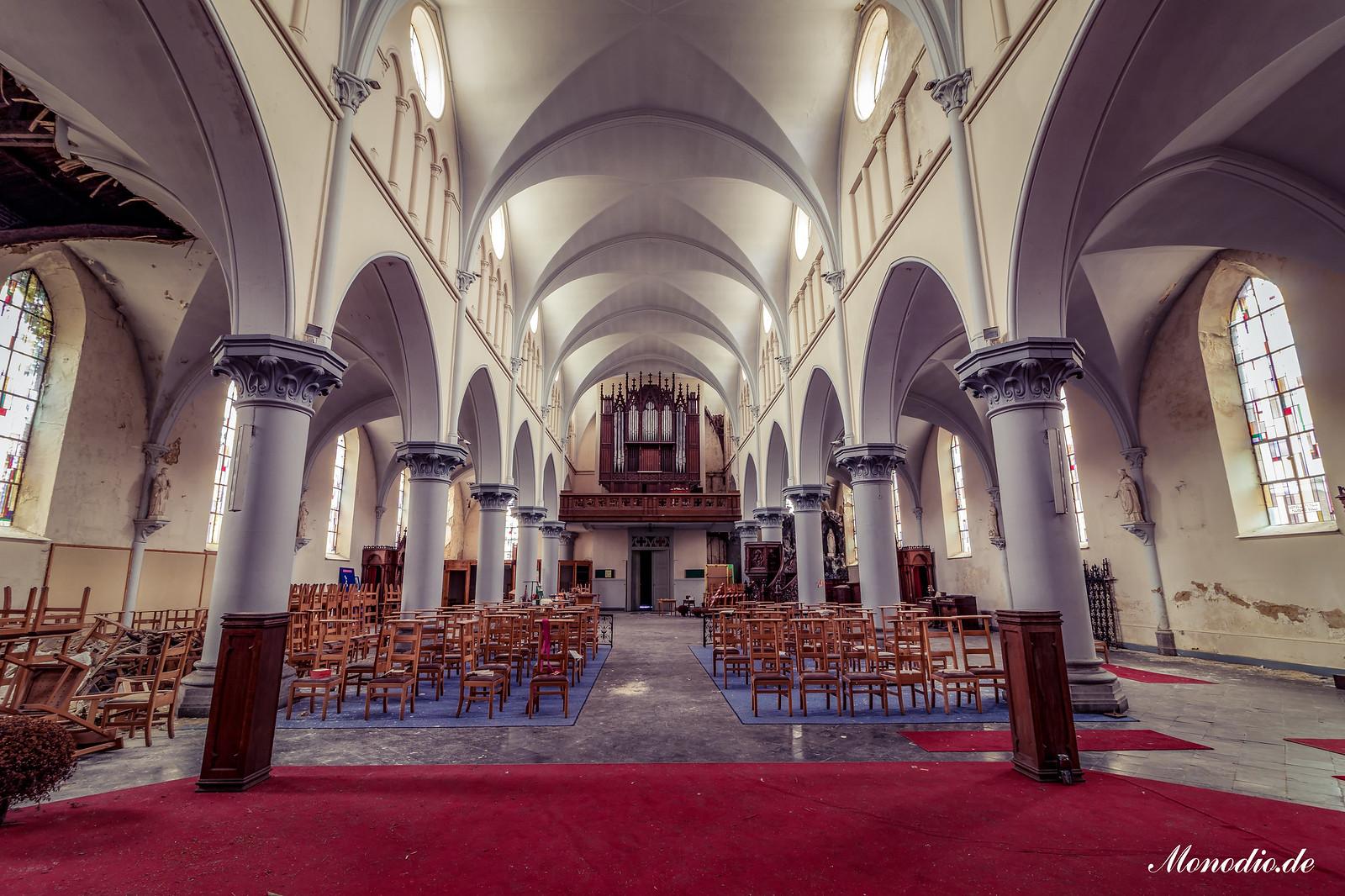 Eglise aux Mille Arches
