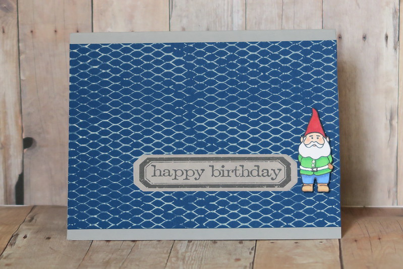 Gnome Birthday
