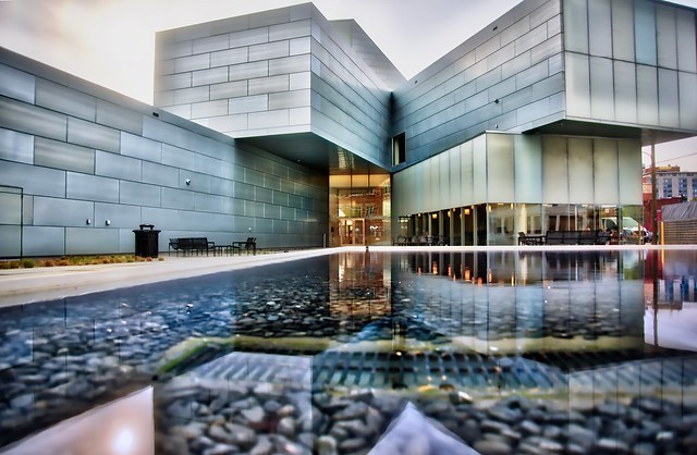 Institute for Contemporary Art - Richmond VA