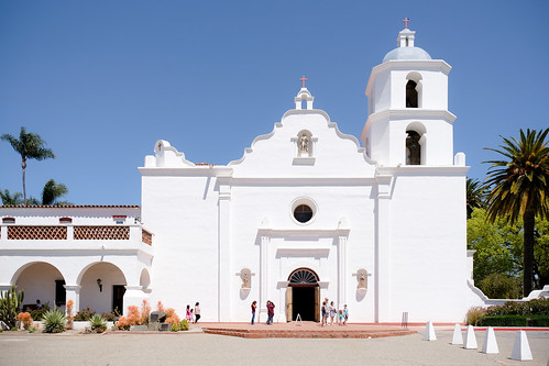 Mission San Luis Rey, Oceanside 4/22/18 | by Sharon Mollerus