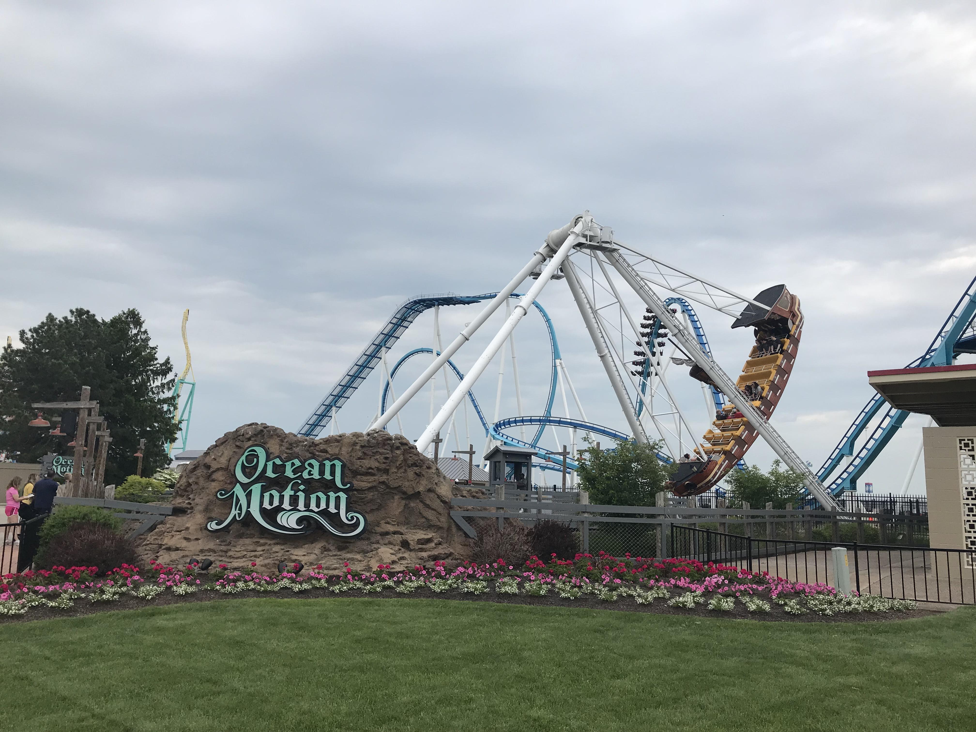Cedar Point 2018
