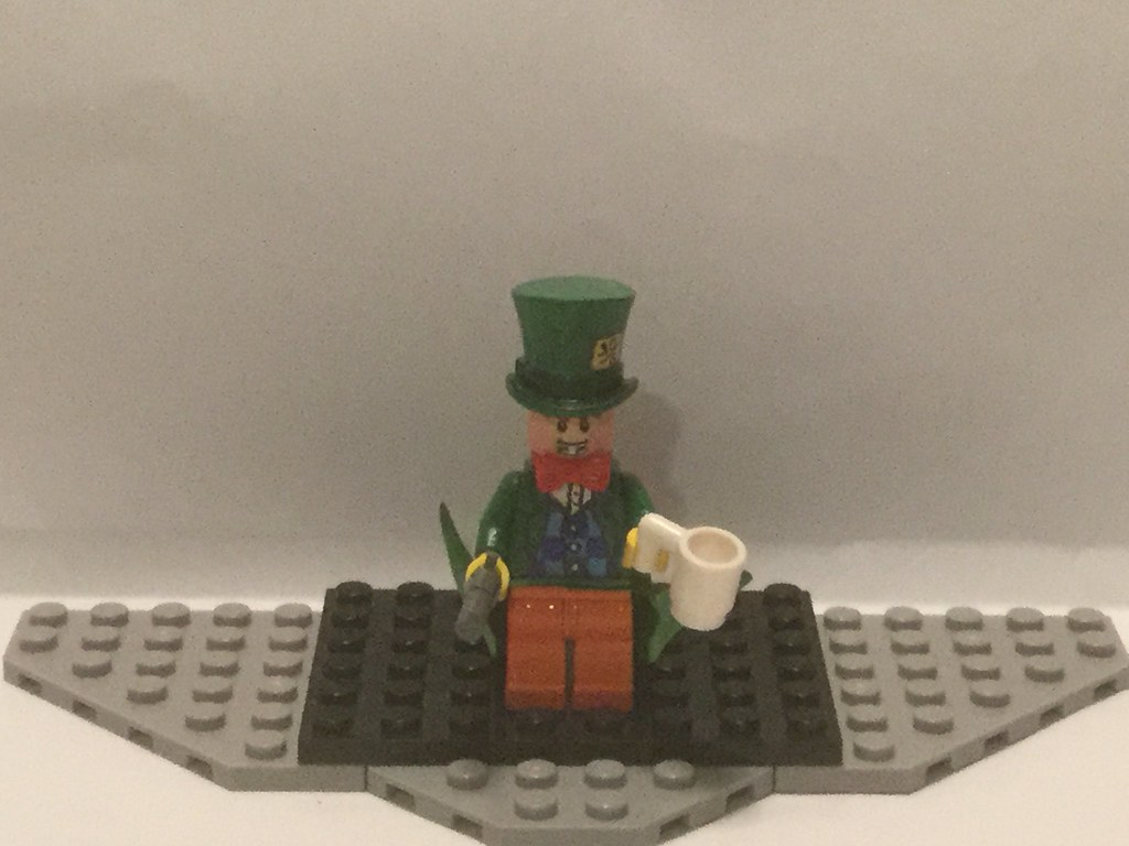 premium selection 15fe2 d7649 ... Lego Custom  Mad Hatter (DC)   by Captain Crafter