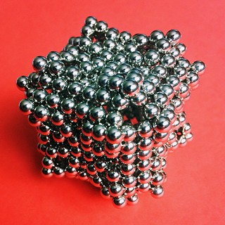 Cube of hexagons
