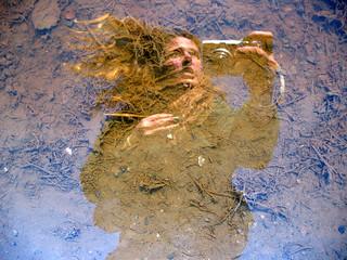 norway østensjøvannet puddle