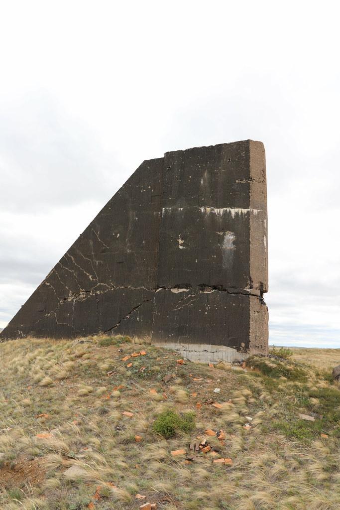 Nuclear Test Concrete | Semipalatinsk Kazakhstan | Flickr