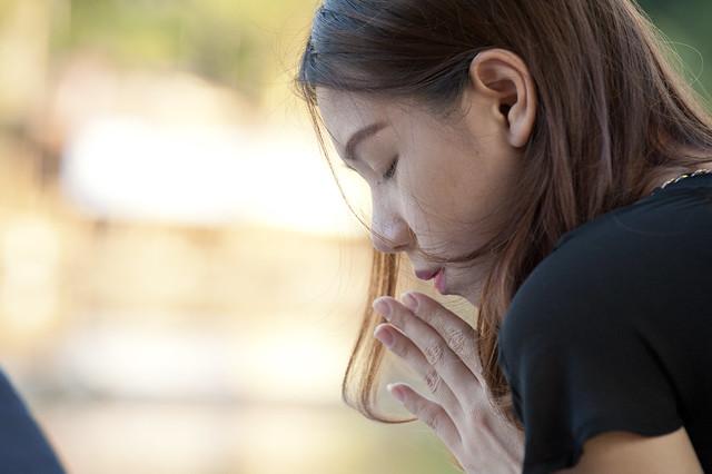 Prayers in Chiang Mai 01 チェンマイの祈り