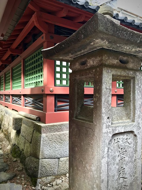 Colorful shrine, Nikko