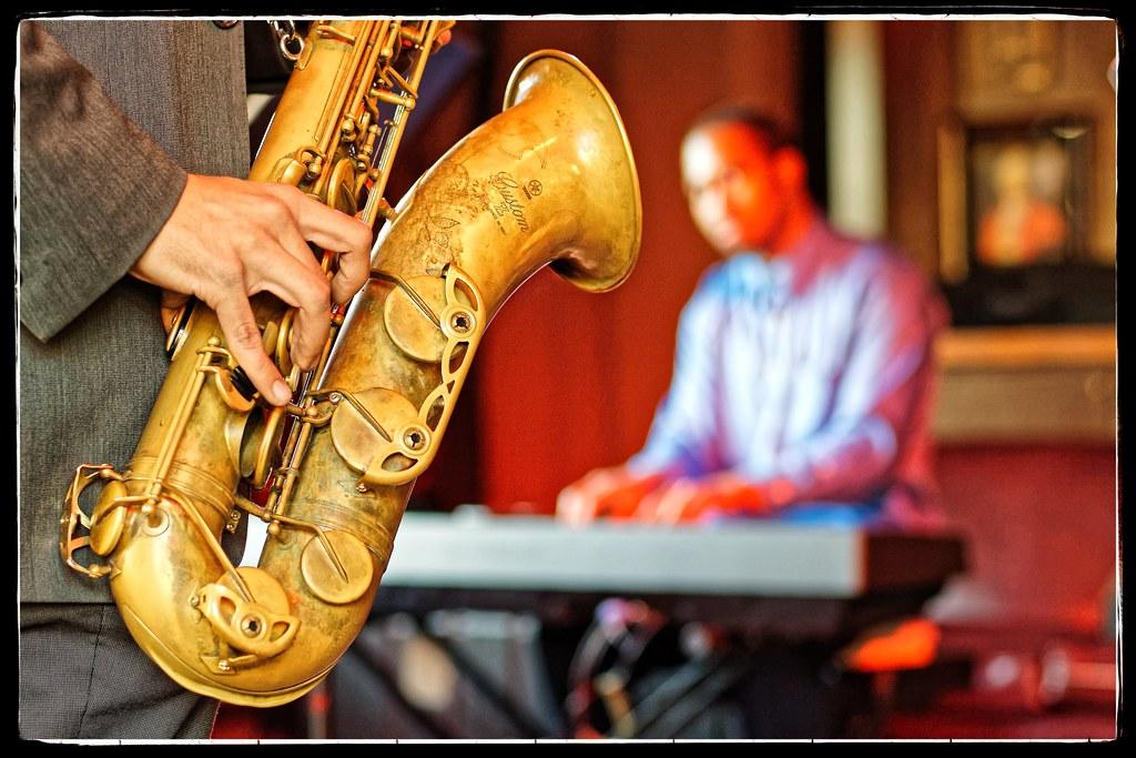 DC Jazz Jam @ Brixtons