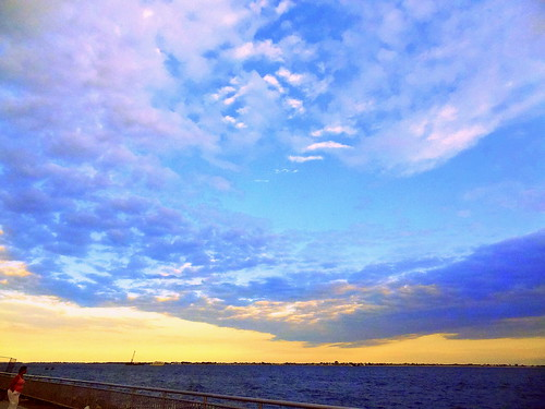 sunset newyork brooklyn image manhattanbeach dmitriyfomenko sum42013