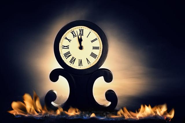 Doomsday Clock 11:57