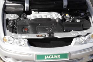 Jaguar X-type 2001 model