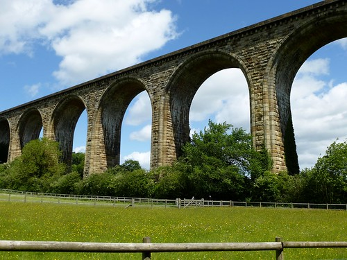 Viaduct at Ty Mawr Country Park (06/06/2015)