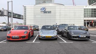 Porsche 911 Trio   by R. Engelsman