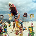 Camp Hasselhoff at Burning Man 1995