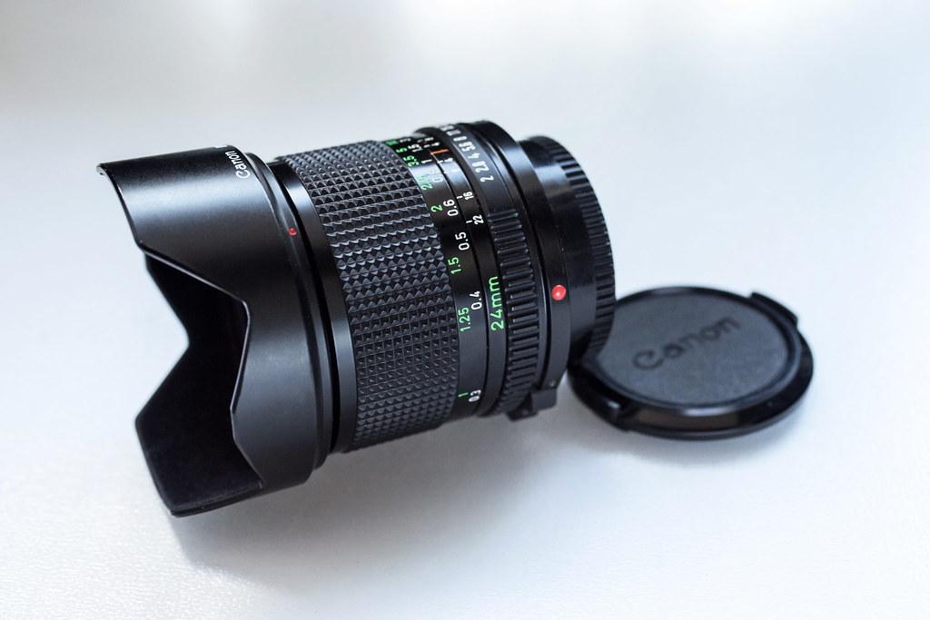 Canon FD 24mm F2 | dymo861 | Flickr