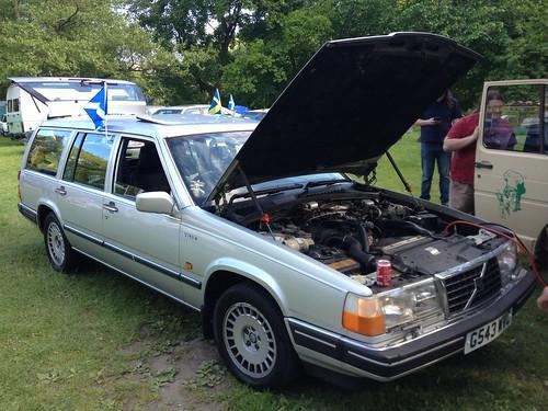 1989 Volvo 760 2.3 Turbo Auto Estate | by GaryCox