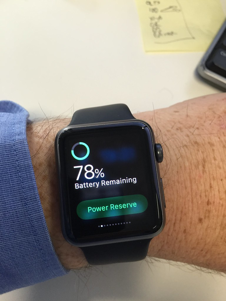 Apple Watch Arrived