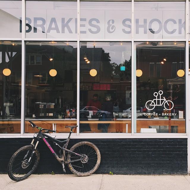 Morning rides #bikes #mainemtb #mtbmaine #mtb #scbronson