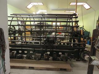 Weaving machinery | by NomadWarMachine