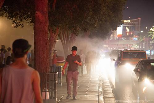Bellagio's fog | by K.Lemanczyk