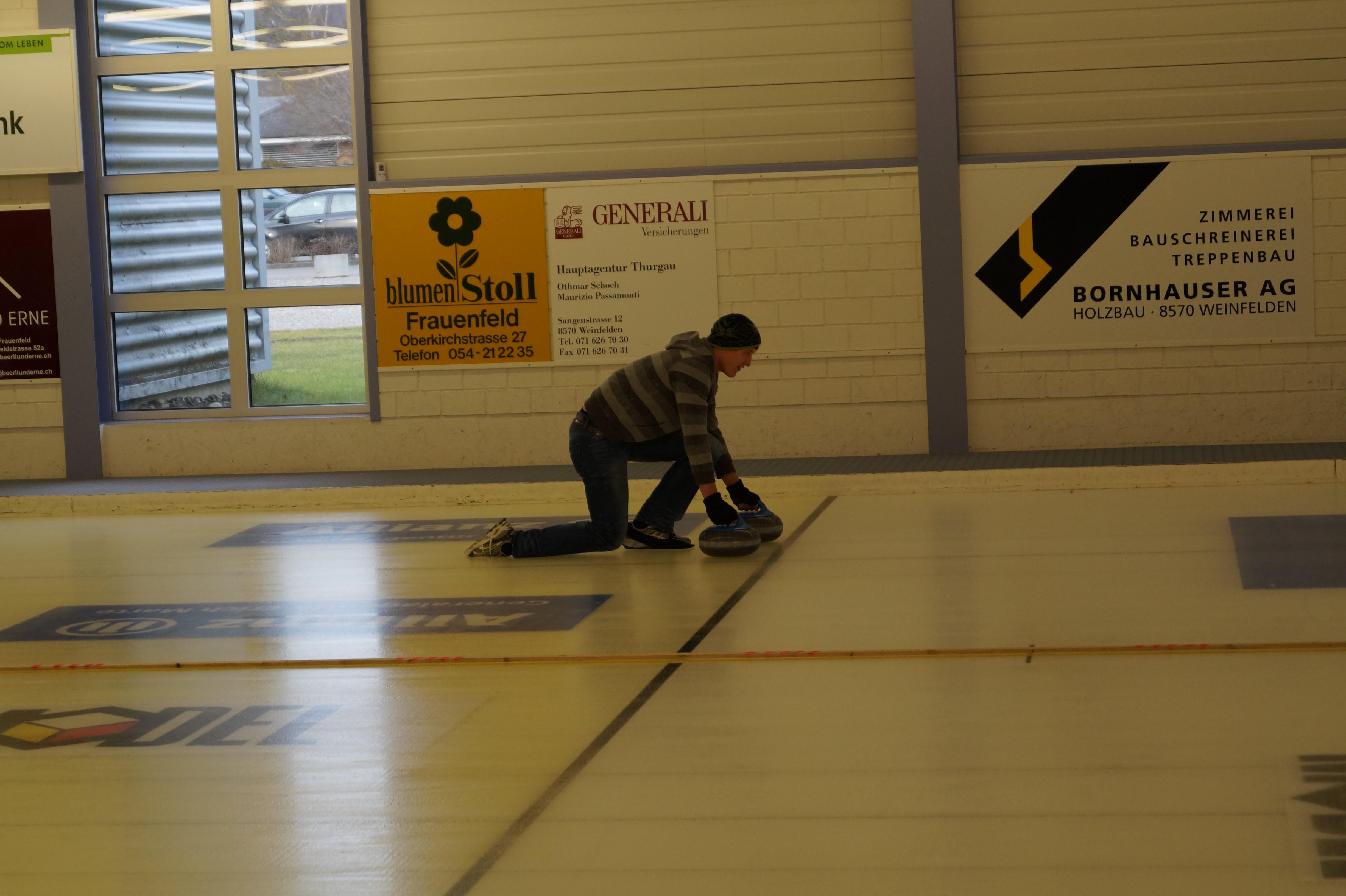 Eiszauber, Curling in Weinfelden