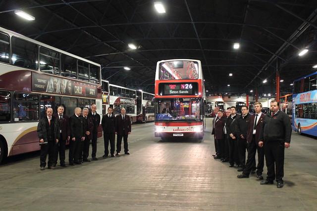 650 - SK52 OHL - Lothian Buses 7
