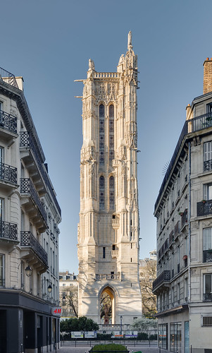 Saint-Jacques Tower | by blieusong