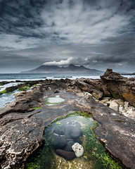 Signing Sands, Eigg