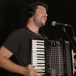 Mon, 08/08/2016 - 1:32pm - The Felice Brothers Live in Studio A, 8.8.16 Photographer: Brian Gallagher
