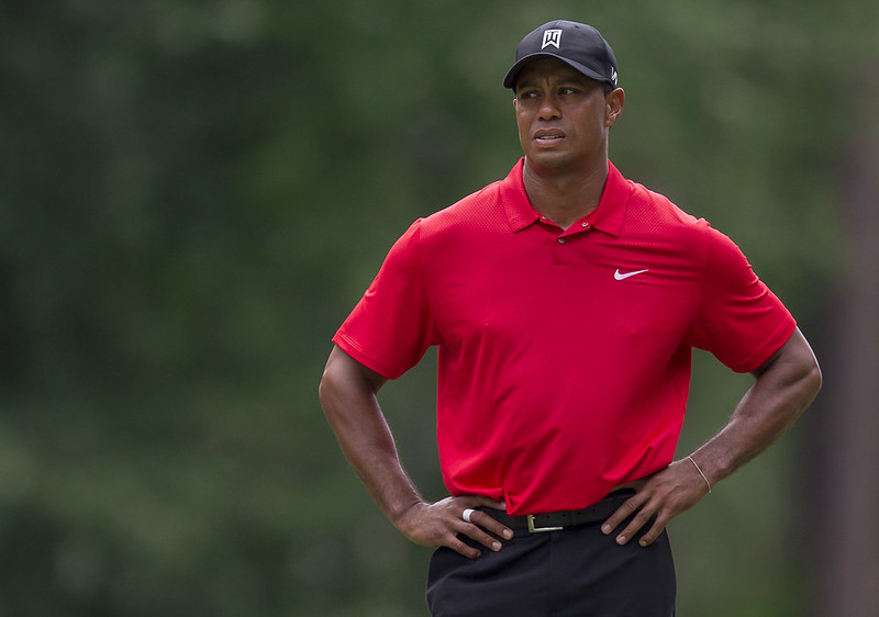 Tiger Woods。(達志影像資料照)