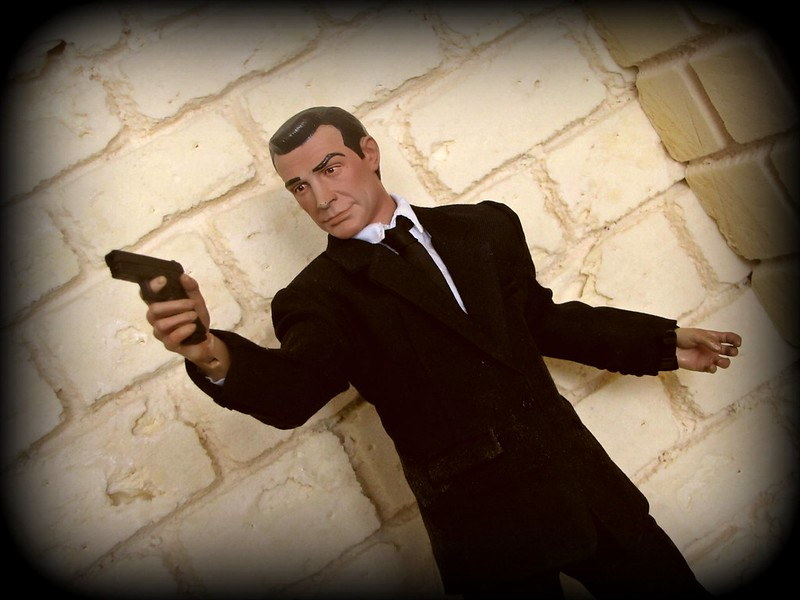 James Bond figure collection thread. 16743478234_2d0f0aea1e_c