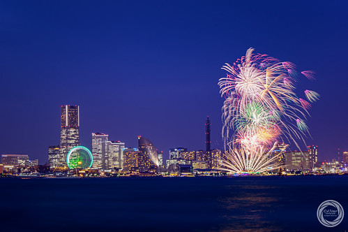 Sparkles in Twilight / Yokohama Port Festival 2015