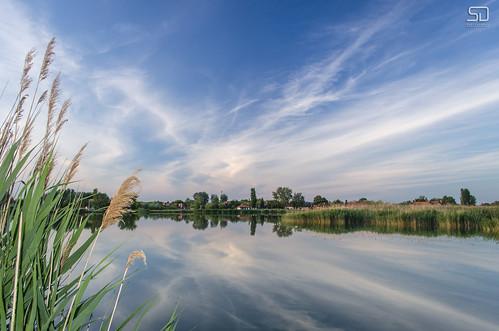 lake reflection landscape serbia subotica palic vojvodina jezero ludas nikkor1855mmvr nikond5100