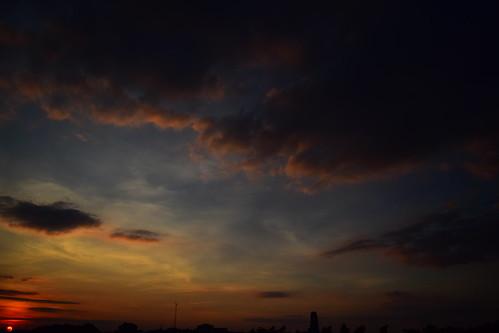 sunset pittsburgh nikon naturebynikon nikond5300 dslr clouds lowlight exposure outdoors pennsylvania