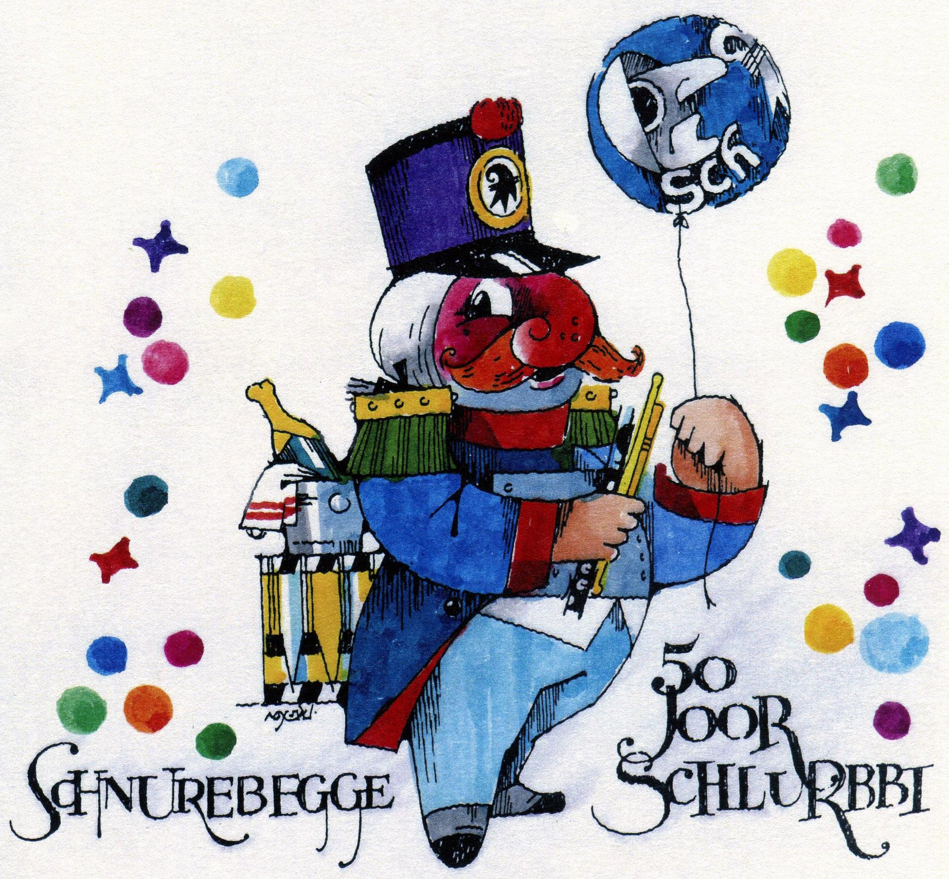 2014: 50 Joor Schlurbbi